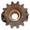 Полумуфта со звездочкой ПРТ 10.02.520