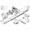 Вал промежуточный ПРТ 10.02.320 (голый)