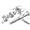 Вал промежуточный задний КОД 81.010 (голый)