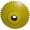Звездочка двухрядная (блок звездочек) ПР 02.060 Z-45/Z-22, d=50