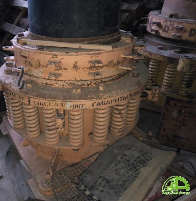 Дробилка конусная КСД-600 8-910-643-92-93 - Андрей
