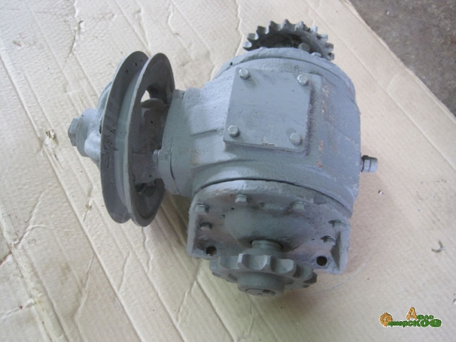 Привод КПИ 04.570Г, редуктор КПИ 04.030