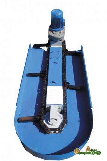 Транспортер наклонный ТСН-3,0Б
