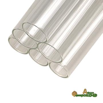 Труба стеклянная - молокопровод