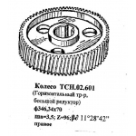 Колесо ТСН-02.601