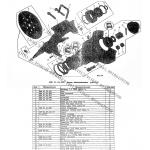 Кронштейн выкап. дисков КПК 01.25.060 (в сборе со ступицами)
