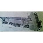 Транспортер-раздатчик кормов ТВК-80 (ТЛК-70) - линия кормораздачи