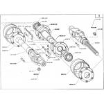 Вал карданный КПИ-2,4