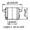 Червяк 03.04.25 z-1, m=4 запасная часть к Р6-КШП-6