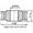 Колесо червячное 03.04.35АСБ z-28, m=4 запасная часть к Р6-КШП-6