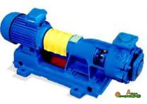 Вихревой насос ВК 2/26А с рамой и двигателем 2 кВт