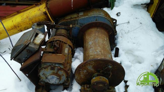 Лебедка с редуктором - 8-965-710-77-77