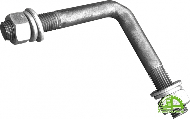 Хомут (скоба) стойки чистиков БДТ