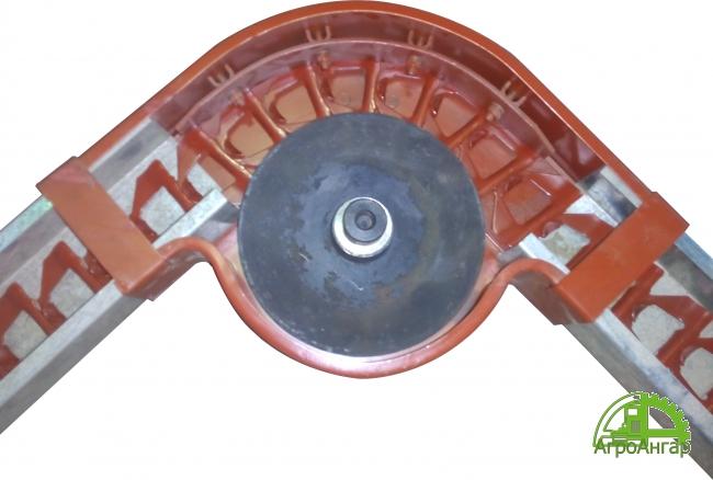 Механизм поворота на 90 градусов ККТ-71225 и ОБН в сборе