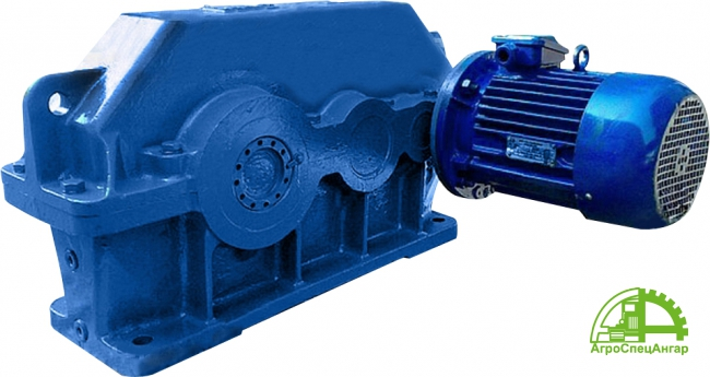 Мотор-редуктор 1МЦ3У-160
