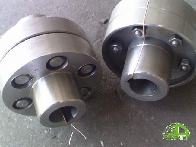 Муфта упругая втулочно- пальцевая (МУВП)