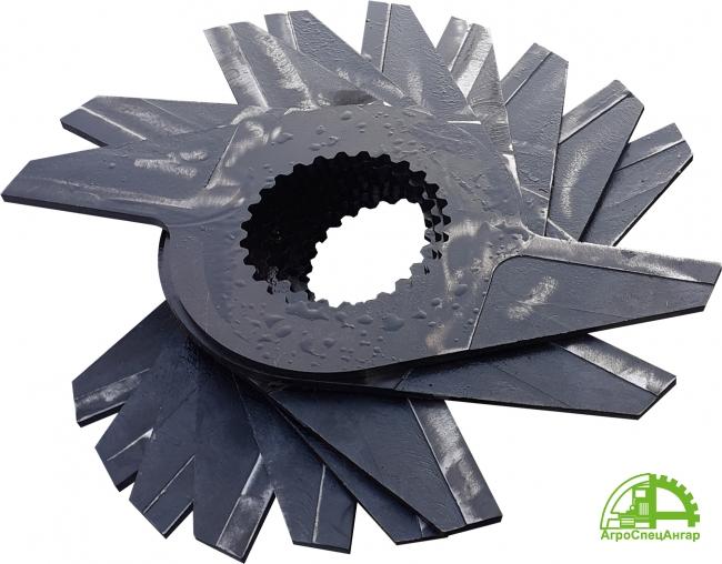 Нож подвижный измельчителя Волгарь - 5 НД-001.000.03 (сталь 40Х)
