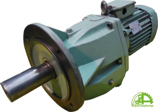 Редуктор KMR ZG 0 KMR 63 G4 0,37 кВт (63; 80; 100; 125; 160; 200; 250; 315; 400 - об/мин) - 12,8 кг