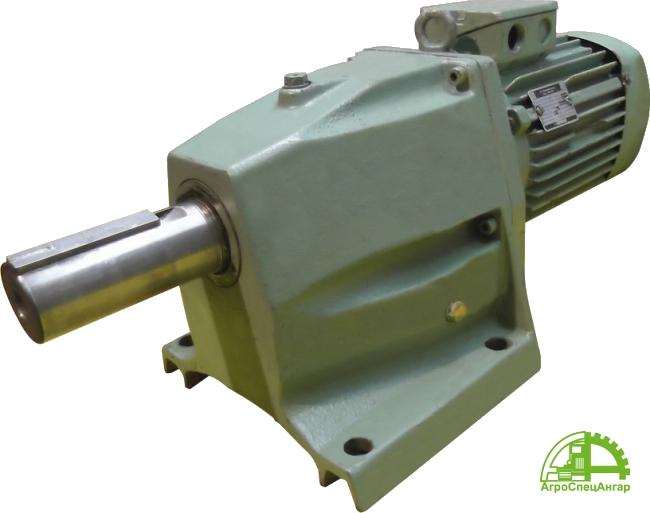 Редуктор KMR ZG 1 KMR 80 G4 1,5 кВт (125; 160; 200; 250; 315; 400 - об/мин) - 24,9 кг