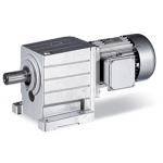 Цилиндрический мотор-редуктор Lenze D-External
