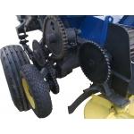 Машина для внесения в почву минеральных удобрения и извести 1РМГ-4Б