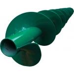 Шнек ТШГ-190/250 L=3000 мм d=250 мм t=250 мм на 56 трубе