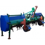 УМВК-2,8 - универсальная машина для возделывания картофеля и овощей