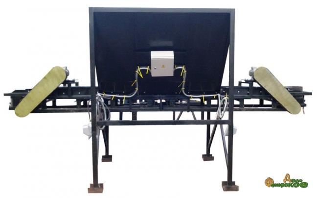 Бункер для затаривания картофеля в мешки/сетки БЗК-2 (НЗК-2)
