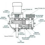 Вал ТСН-02.605