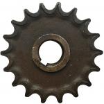 Звездочка измельчающего барабана  РОУ-6, Z=18, ПИН 01.810